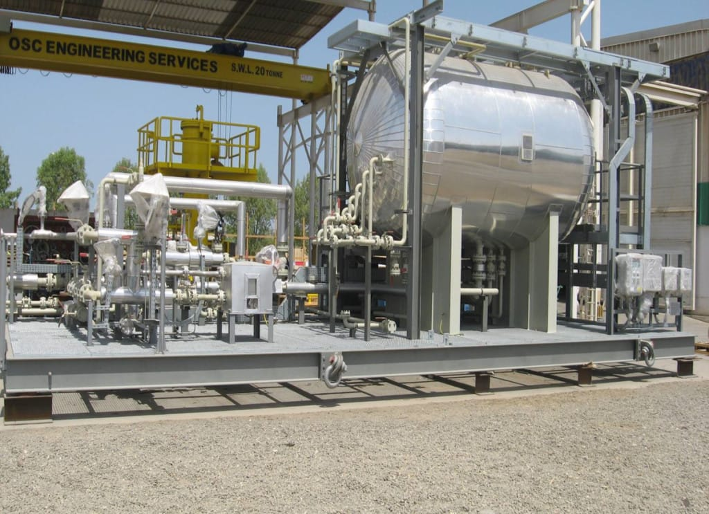 Skid Mounted Packages – Oilfields Supply Center Sdn Bhd